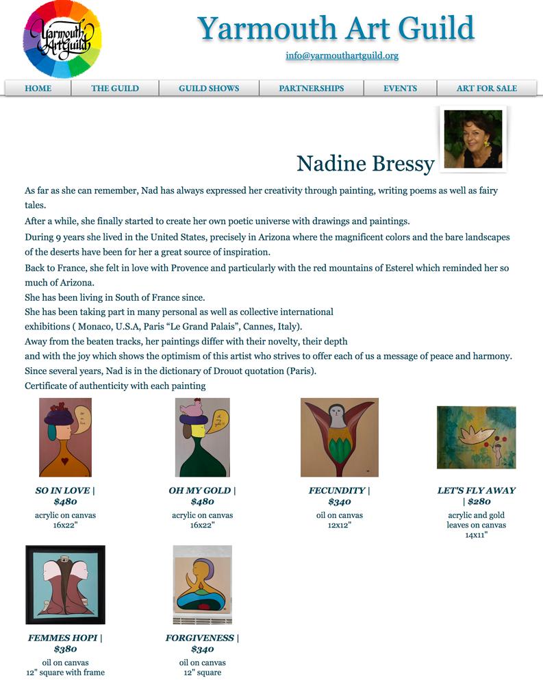 nadine-bressy-yarmouth-art-guild